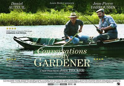 Dialogue avec mon jardinier - Poster - UK