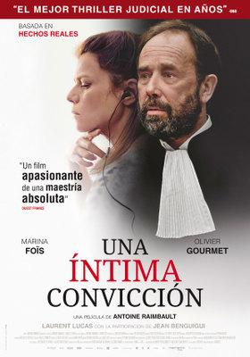 Une intime conviction - Poster - Spain