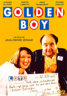 Golden boy - Jaquette DVD France