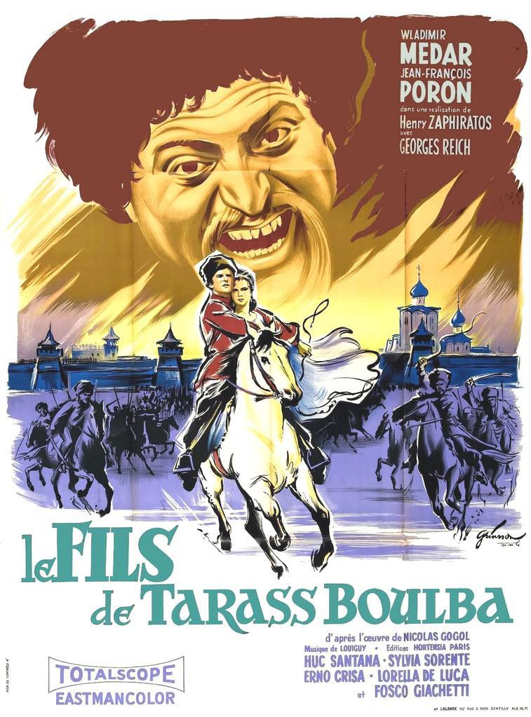 Le Fils de Tarass Boulba