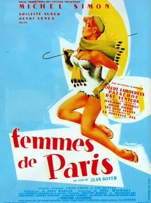 Femmes de Paris