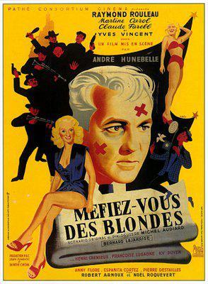 Mefiez-vous des blondes