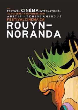 Festival du cinéma international en Abitibi-Témiscamingue (Rouyn-Noranda) - 2010