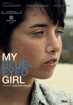 My blue-eyed girl - Poster festivals