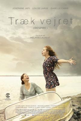呼吸 ―友情と破壊 - Poster - Denmark