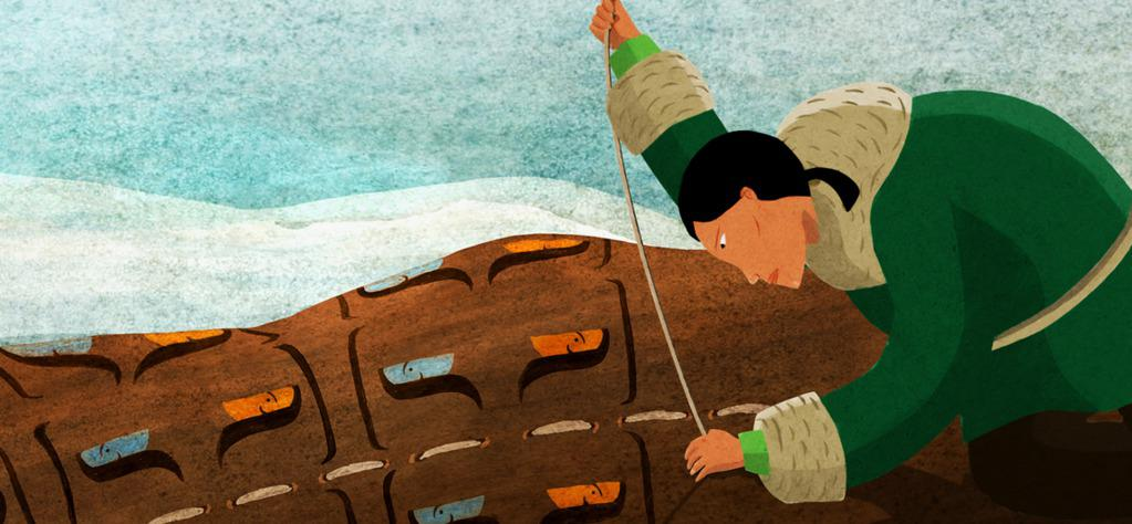 Al menos 10 películas francesas en concurso por el Oscar del cortometraje de animación