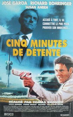Cinq minutes de détente - Jaquette VHS France