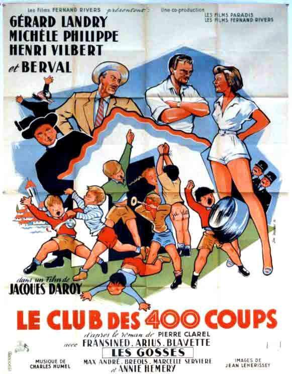 Le Club des 400 Coups