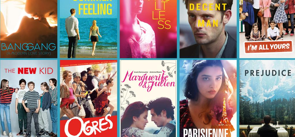 MyFrenchFilmFestival has launched!