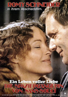 サン・スーシの女 - Poster Allemagne