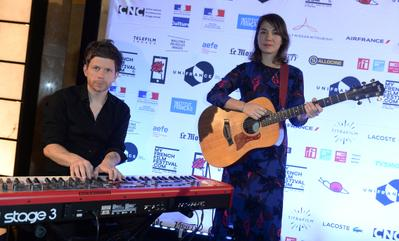 The gala opening of the 9th edition of MyFrenchFilmFestival!