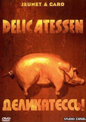 Delicatessen - Poster - Russia