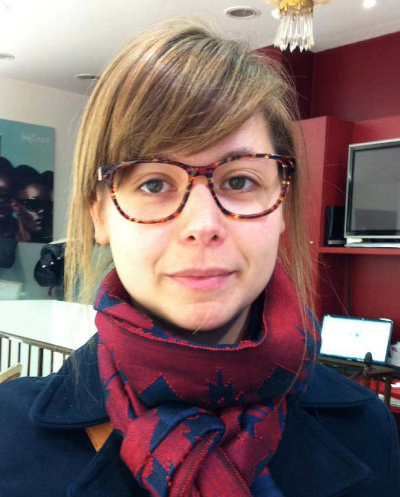 Rebecca  Zivohlava