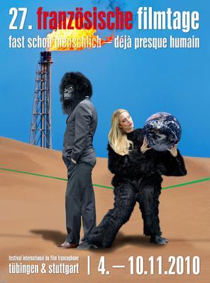 Festival international du film francophone de Tübingen | Stuttgart - 2010