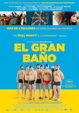 Le Grand Bain - Poster - Spain