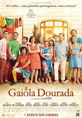 La jaula dorada - © Poster Portugal