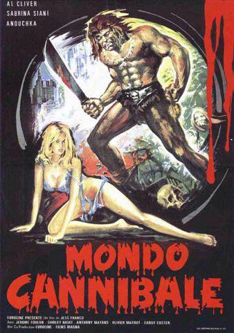 Mondo Cannibale (La Déesse des Barbares)