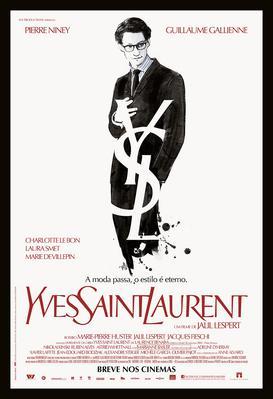 Yves Saint Laurent - Poster - Brazil