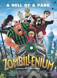 Zombillenium - International Poster