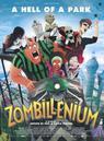 Zombillenium - International Poster