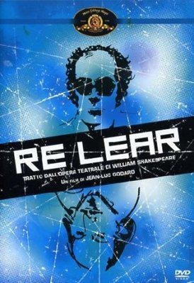 King Lear - DVD Italie