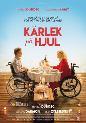 Sobre ruedas - Poster - Sweden