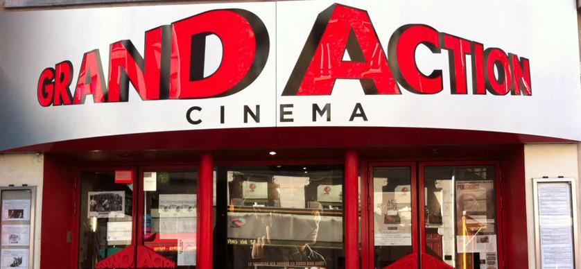 New partnership between the Grand Action cinema and UniFrance films