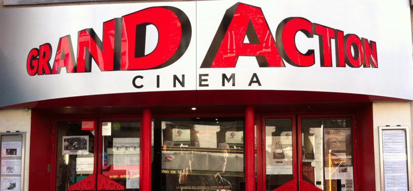 Nouveau partenariat entre le Cinéma le Grand Action et uniFrance