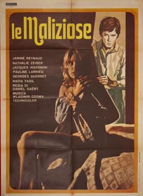 Les Félines - Poster Italie