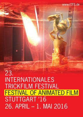 Festival international du film d'animation de Stuttgart (Trickfilm) - 2016