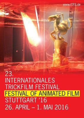 Trickfilm - Festival Internacional de Cine de Animación de Stuttgart - 2016