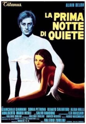 La Primera noche de la quietud - Poster Italie