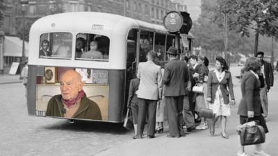 Edgar Morin, a Thinker in Paris