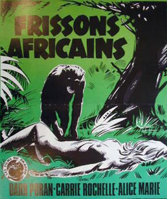 African Thrills / Jungle Erotic