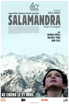 Salamandra, enfant de Patagonie