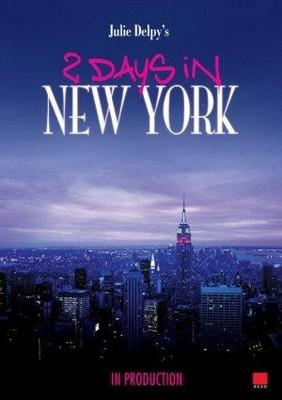 2 Days in New York - Poster - Sales