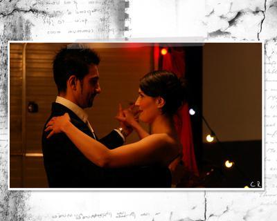 Mila - Piero Quintana (Yvan) et Marianne Pommier (Mila) - © Clément Rieu