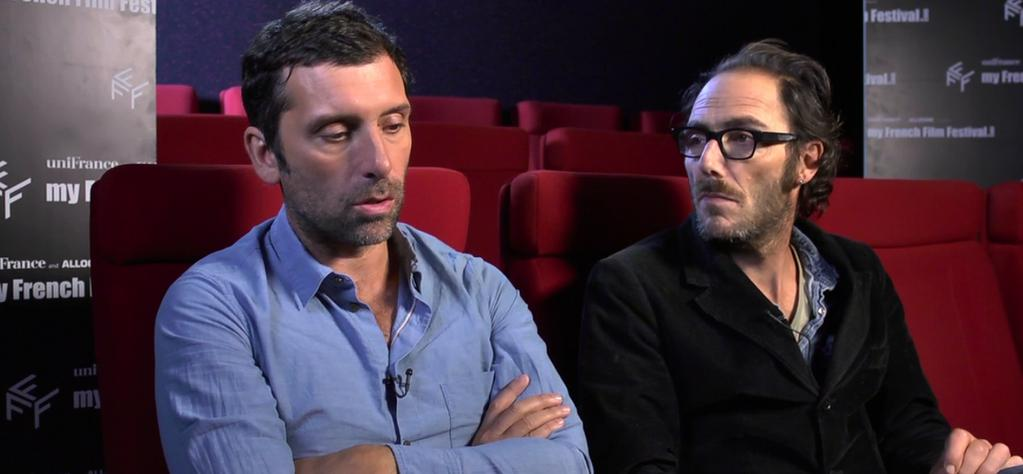 Interview with Edouard Deluc &Philippe Rebbot
