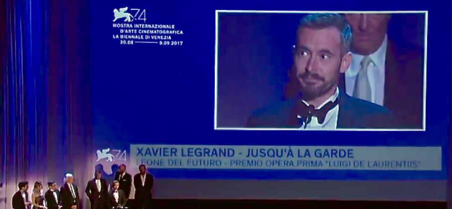 """""""Jusqu'à la garde"""", de Xavier Legrand, célébré au Festival de Venise"""