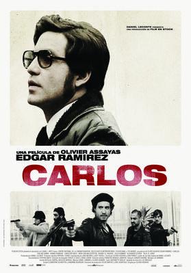 Carlos, le film - Affiche Espagne