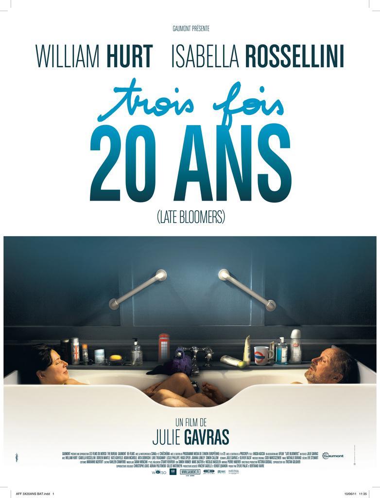 Simon Callow - Poster - France