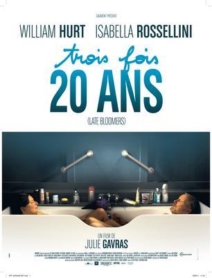 Trois fois 20 ans - Poster - France