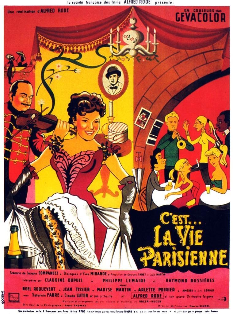 C'est... la vie parisienne