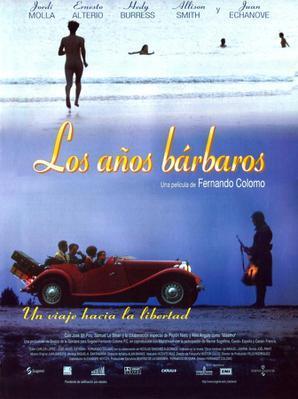 Los Años barbaros - Poster - Spain