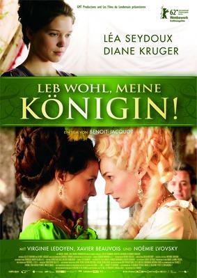 Les Adieux à la Reine - Poster - Allemagne