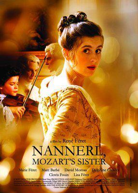 Nannerl, la sœur de Mozart - Poster - UK