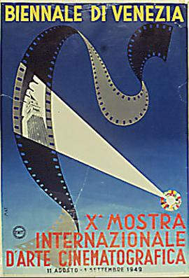 Venice International Film Festival  - 1949