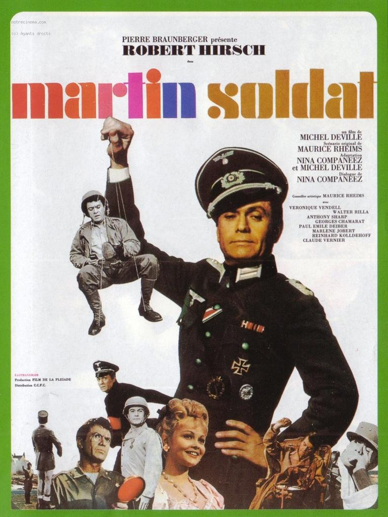 Soldier Martin / Kiss Me General
