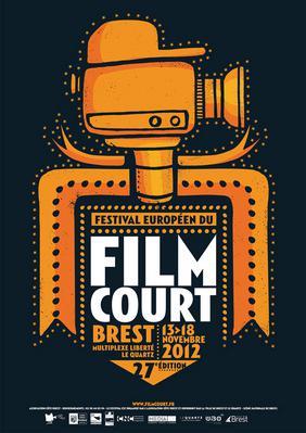 Festival européen du film court de Brest - 2012 - © Ewen Prigent
