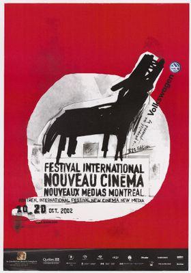 Montreal Festival du Nouveau Cinéma - 2002